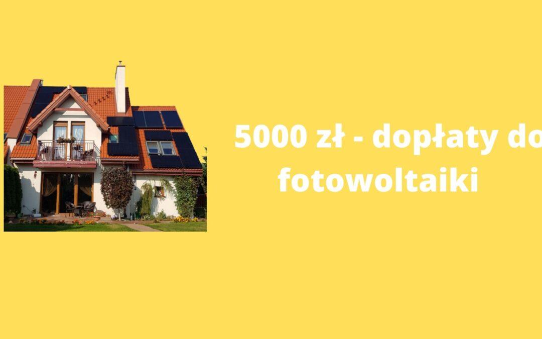 Mój Prąd – Dotacja 5 000 zł do Instalacji Fotowoltaicznej w województwie Podlaskim